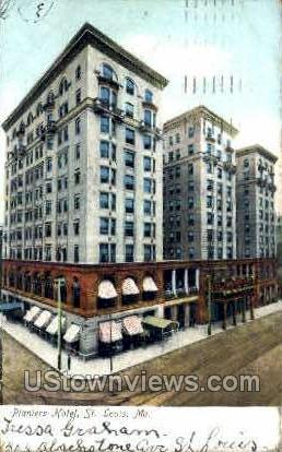 The Planters Hotel - St. Louis, Missouri MO Postcard