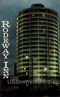 Rodeway Inn - St. Louis, Missouri MO Postcard