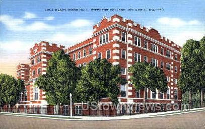 Stephens College - Columbia, Missouri MO Postcard