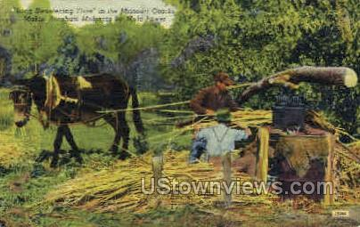 Long Sweetening Time - Lake of the Ozarks, Missouri MO Postcard