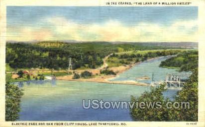 The Land of a Million Smiles - Branson, Missouri MO Postcard