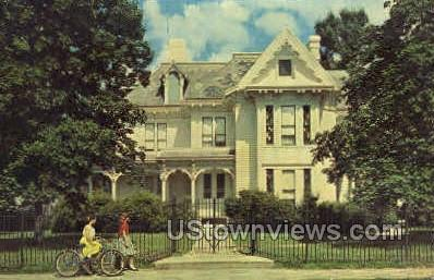 Home of Harry S. Truman - Independence, Missouri MO Postcard