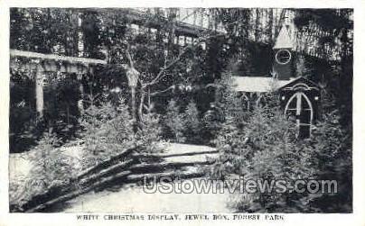 Jewel Box - St. Louis, Missouri MO Postcard