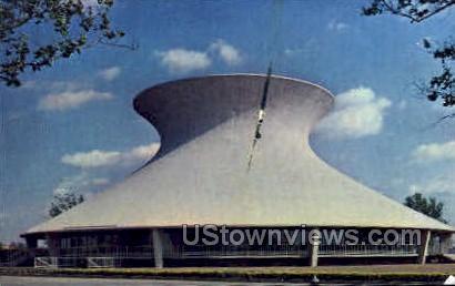 McDonnel Planetarium - St. Louis, Missouri MO Postcard