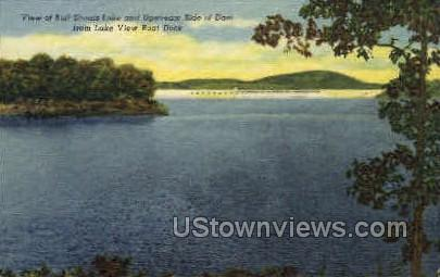 Bull Shoals Lake  - Missouri MO Postcard