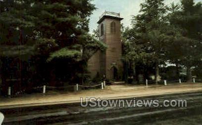 The Little Brown Church - Poplar Bluff, Missouri MO Postcard