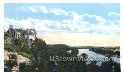 Mt. Branson Lodge - Missouri MO Postcard