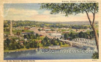 In the Beautiful Missouri Ozarks Postcard