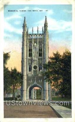 College of Agriculture - Columbia, Missouri MO Postcard