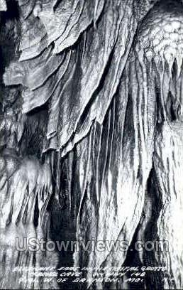 Elephant Ears, Crystal Grotto - Branson, Missouri MO Postcard