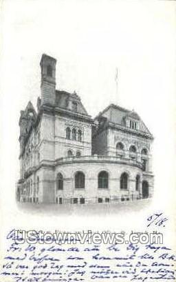New Custom House - St. Joseph, Missouri MO Postcard