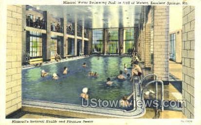 Excelsior Springs, MO, Missouri Postcard