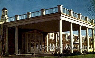 Don Breckenridge's - Columbia, Missouri MO Postcard