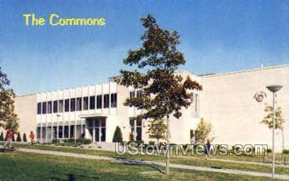 The Commons - Columbia, Missouri MO Postcard