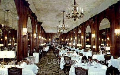 Pick-Mark Twain Hotel - St. Louis, Missouri MO Postcard