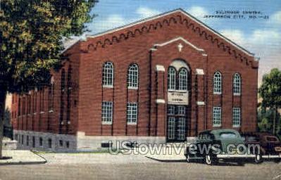 Selinger Centre - Jefferson City, Missouri MO Postcard
