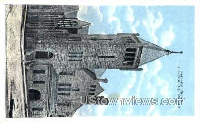 Methodist Church - Jefferson City, Missouri MO Postcard