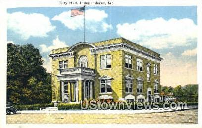 City Hall - Independence, Missouri MO Postcard