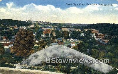Excelsior Springs, Missouri, Excelsior Springs, MO Postcard