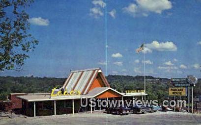 Ladd's, Pancake & Steak House - Branson, Missouri MO Postcard