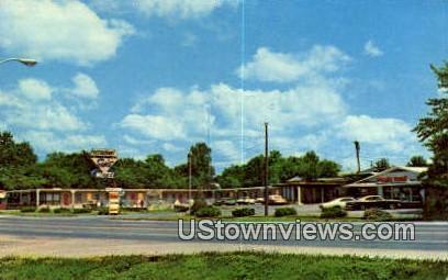 Sands Motel - Cape Girardeau, Missouri MO Postcard
