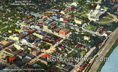 Jefferson City, Missouri, Jefferson City, MO Postcard