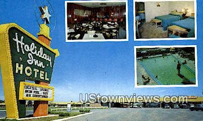 Holiday Inn - Independence, Missouri MO Postcard