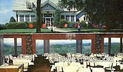 Green Parrot Inn - St. Louis, Missouri MO Postcard