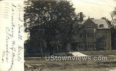 Girls Dorm, University of Missouri - Columbia Postcard