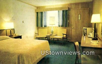 Motel Eastwood - Columbia, Missouri MO Postcard