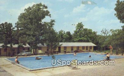 Golden Arrow Resort - Branson, Missouri MO Postcard