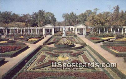 Shaw's Garden - St. Louis, Missouri MO Postcard