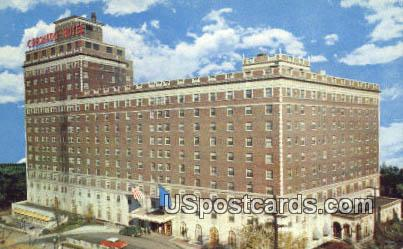 Coronado Hotel - St. Louis, Missouri MO Postcard