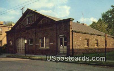 Pone Express Stables - St. Joseph, Missouri MO Postcard