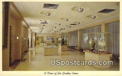 Museum of the Harry S Truman Library - Independence, Missouri MO Postcard