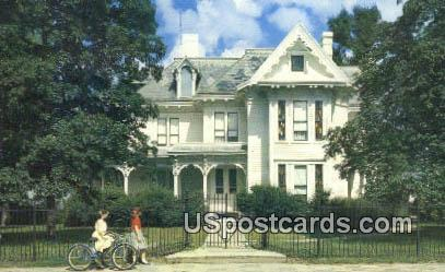 Home of Harry S Truman - Independence, Missouri MO Postcard