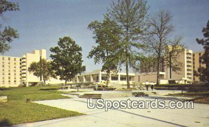University of Missouri - Columbia Postcard