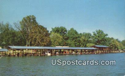 Sammy Lane Boat Line - Branson, Missouri MO Postcard