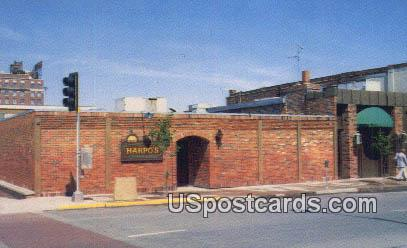 Harpo's Favorite Meeting Spot - Columbia, Missouri MO Postcard
