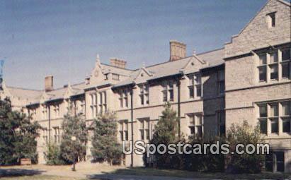 Stewart Hall, University of Missouri - Columbia Postcard