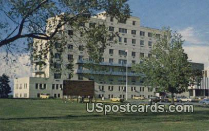 Ellis Fischel Cancer Research Center - Columbia, Missouri MO Postcard