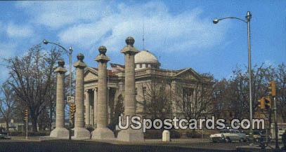 Boone County House - Columbia, Missouri MO Postcard