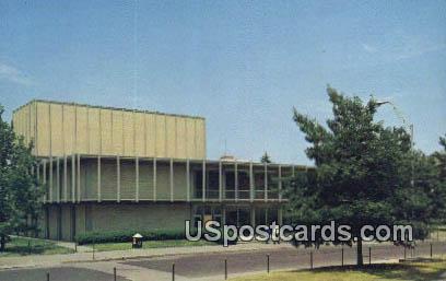 Fine Arts Building, University of Missouri - Columbia Postcard