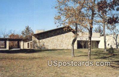 Alumni Hall, University of Missouri - Columbia Postcard