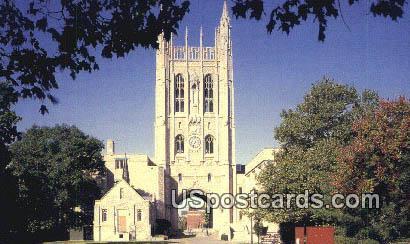 Green Chapel, University of Missouri - Columbia Postcard