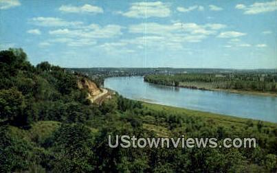 Houston Wyeth Park - St. Joseph, Missouri MO Postcard