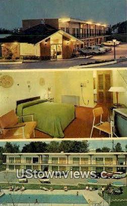 Congress Airport Inn - St. Louis, Missouri MO Postcard