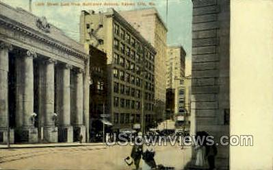 10th St. - Kansas City, Missouri MO Postcard