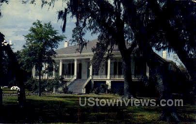 Beauvoir Jefferson Davis Shrine - Natchez, Mississippi MS Postcard