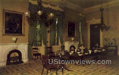 Stanton Hall 1851 - Natchez, Mississippi MS Postcard